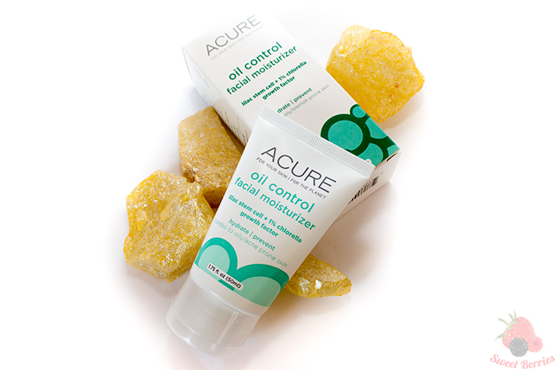 acure oil control
