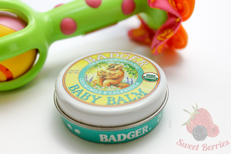 Badger Company baby balm