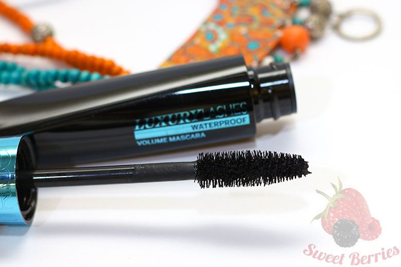 Тушь для ресниц Luxury Lashes Volume Mascara Waterproof от Cartrice