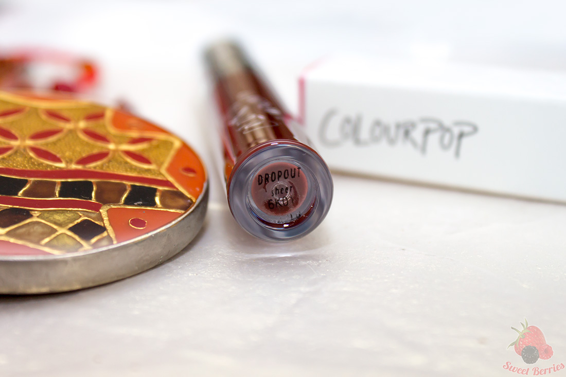 dropout colourpop