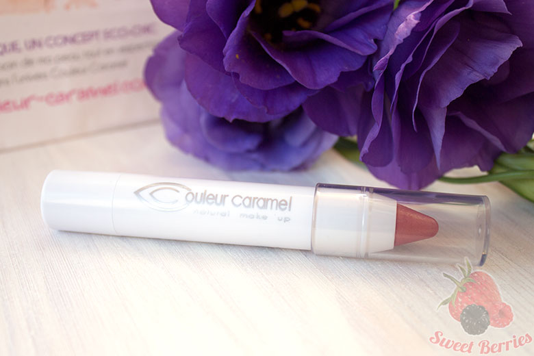 Couleur Caramel twist&lips