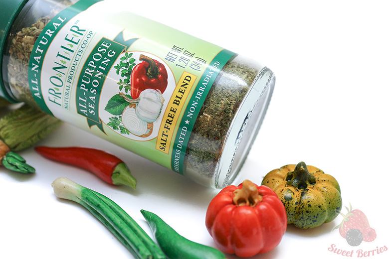 All-Purpose Seasoning, With Citrus and Aromatic Herbs