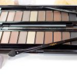 Палетка теней L'Oreal La Palette Nude Color Riche в оттенке 02 – Beige