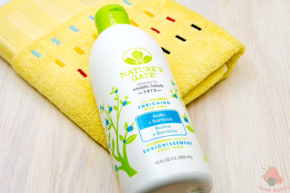 natures gate shampoo